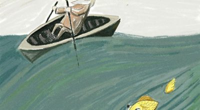 bajka o ribaru i zlatnoj ribici